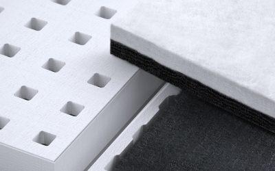 EPS Akustický designový podhled